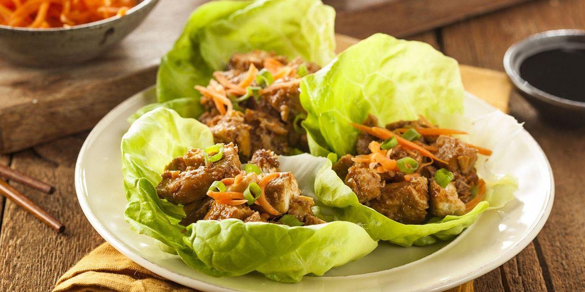Make & Take: Asian Wraps, Rolls, & Dipping Sauces
