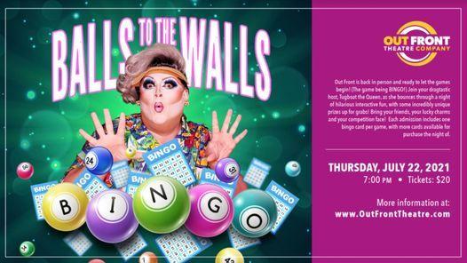 DOB Balls to the Walls Bingo Night