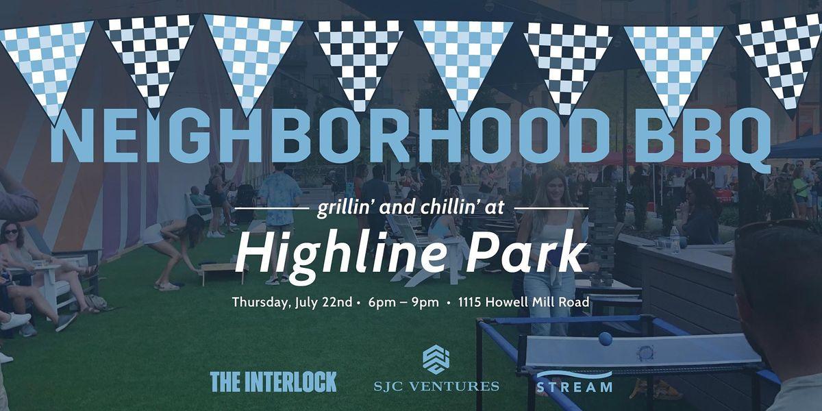 The Interlock July Block Party