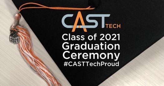 CAST Tech High School Class of 2021 Graduation Ceremony
