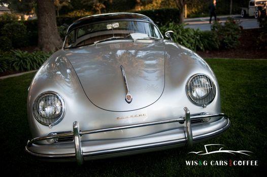 WIS&G's Cars & Coffee 2021