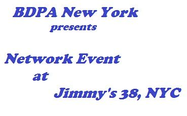 BDPA NYC After Work Network Social