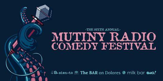 Mutiny Radio Comedy Festival OMG!