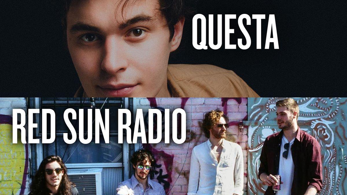 QUESTA + RED SUN RADIO