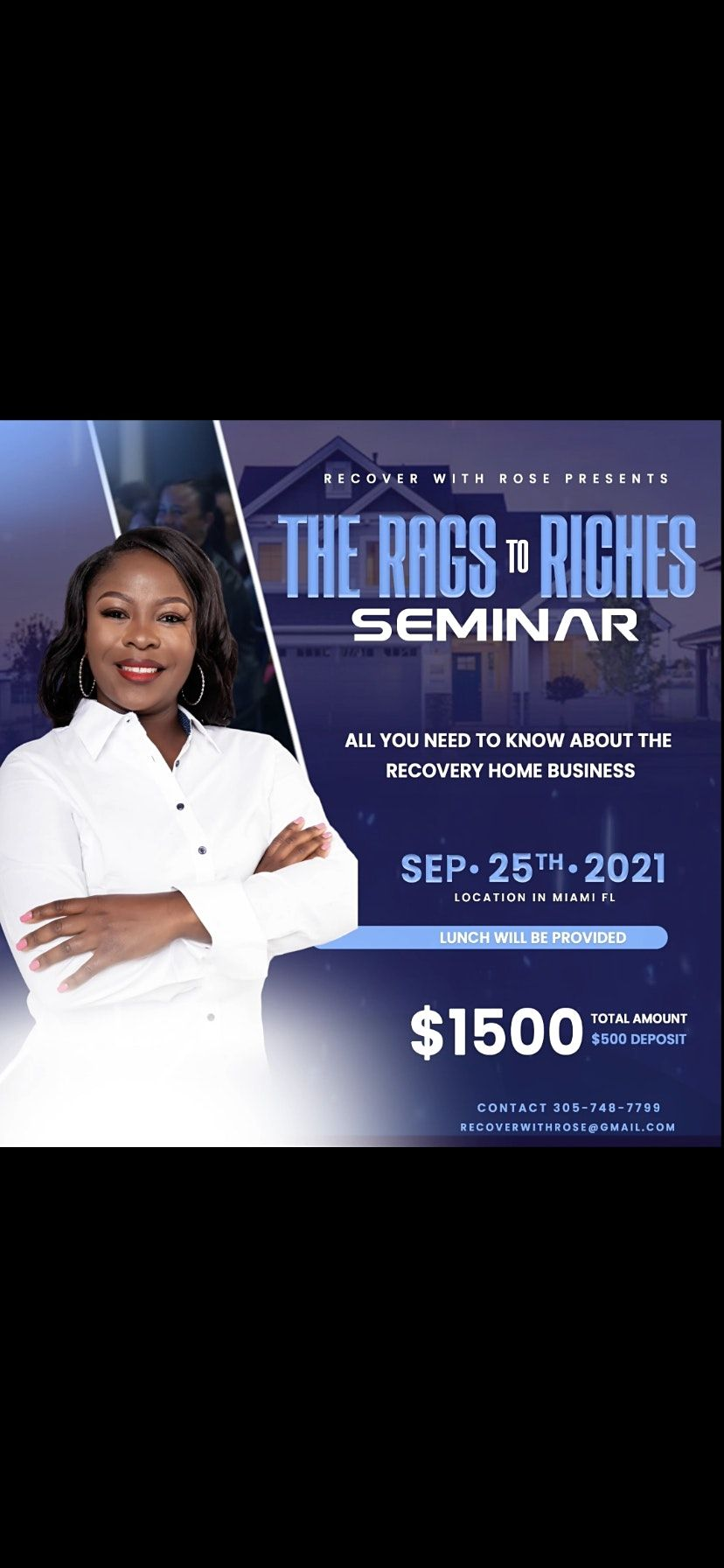 The Rags to Riches Seminar
