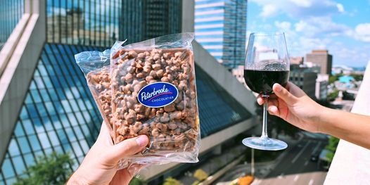 Wine Women and Chocolate Happy Hour