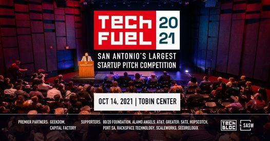 Tech Fuel 2021 Finals Event: $100K Startup Pitch Competition