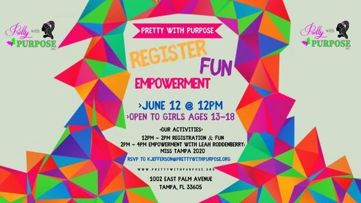 \u201cAn Afternoon of Fun & Empowerment\u201d