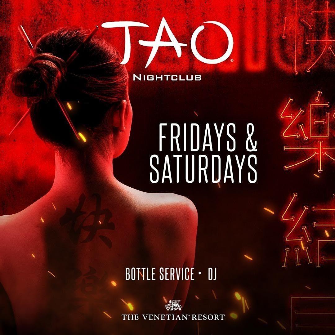 Deejay Al at Tao Free Guestlist - 6\/11\/2021