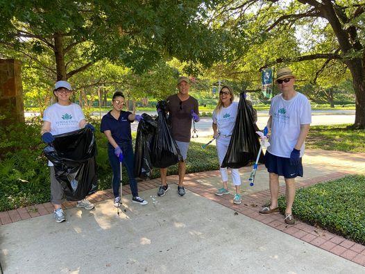 Conservancy Clean Up Crew