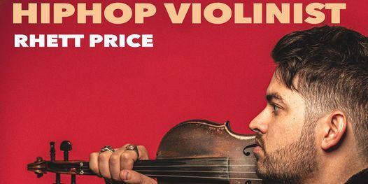 Hiphop Violinist Rhett Price LIVE at Davidson Wine Co.