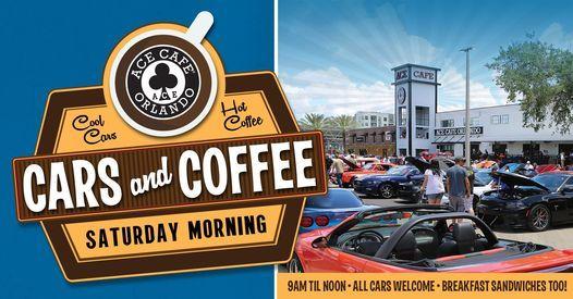 Cars & Coffee!
