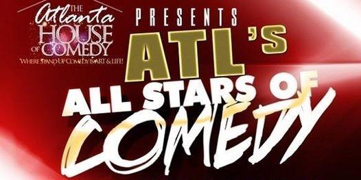 All Stars of Comedy @ Oak Atlanta