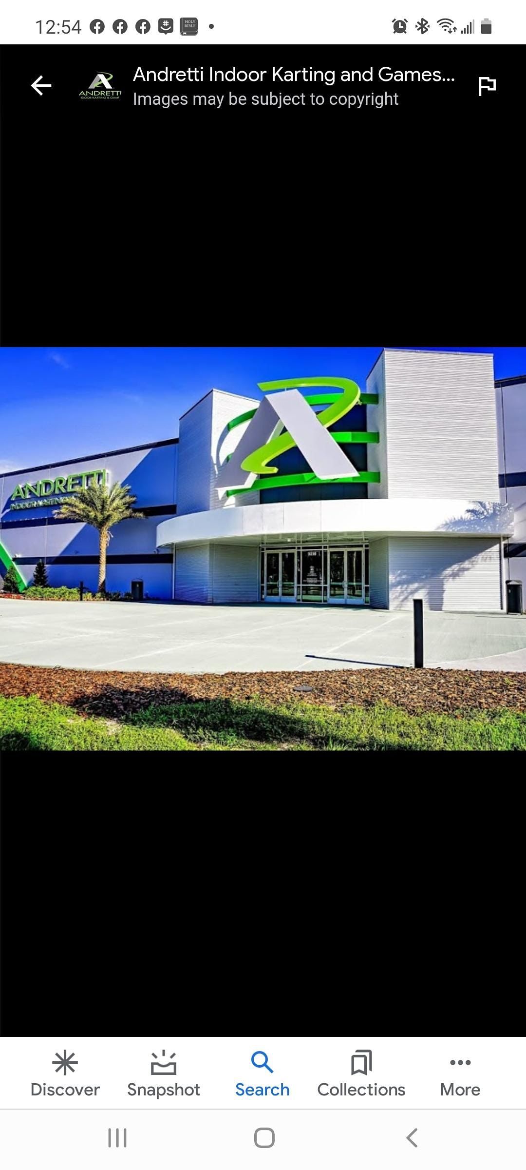 RCC's Army of One Men's outing: Andretti Indoor Karting and Games Orlando