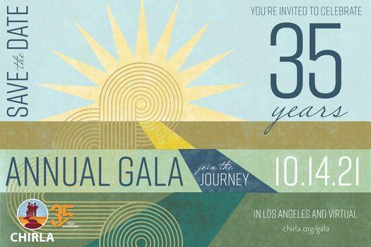 CHIRLA 35th Anniversary Gala -- Virtual and In-Person