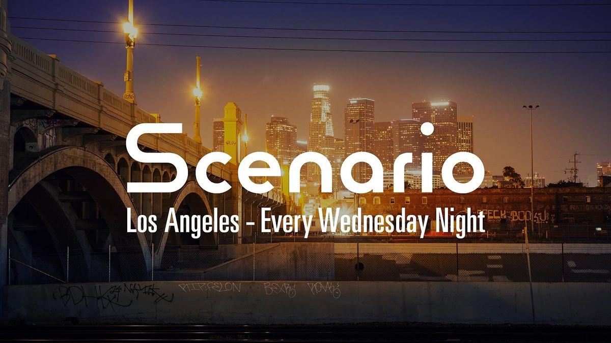Scenario - Ivy Lab, DJ Noir, Odin, Elusive