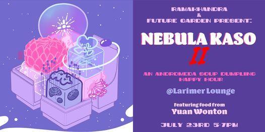 Ramakhandra & Future Garden Present: Nebula Kaso II