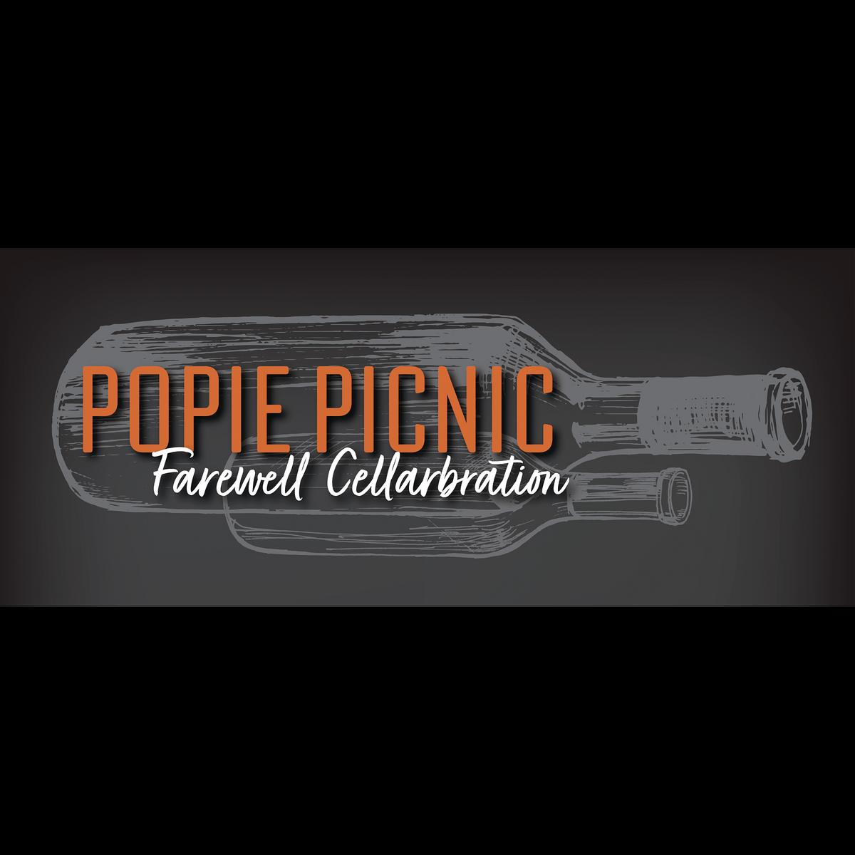 Popie Picnic - Farewell Celebration - Saturday, September 25th