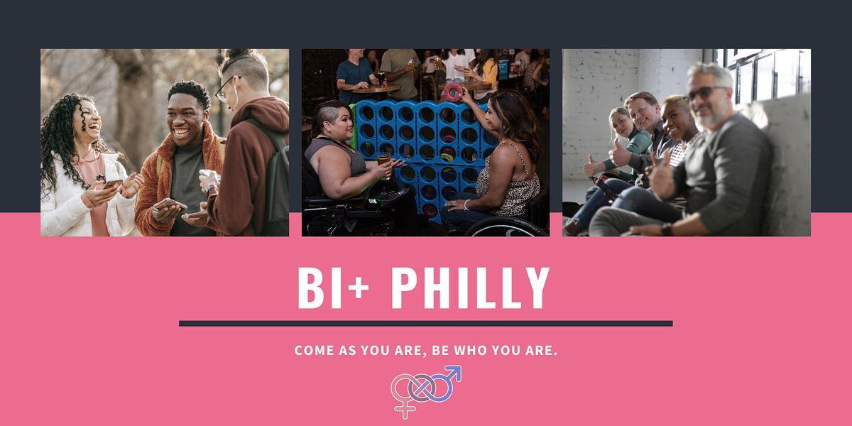 Bi+ Philly September Spruce Street Harbor Park Meet Up