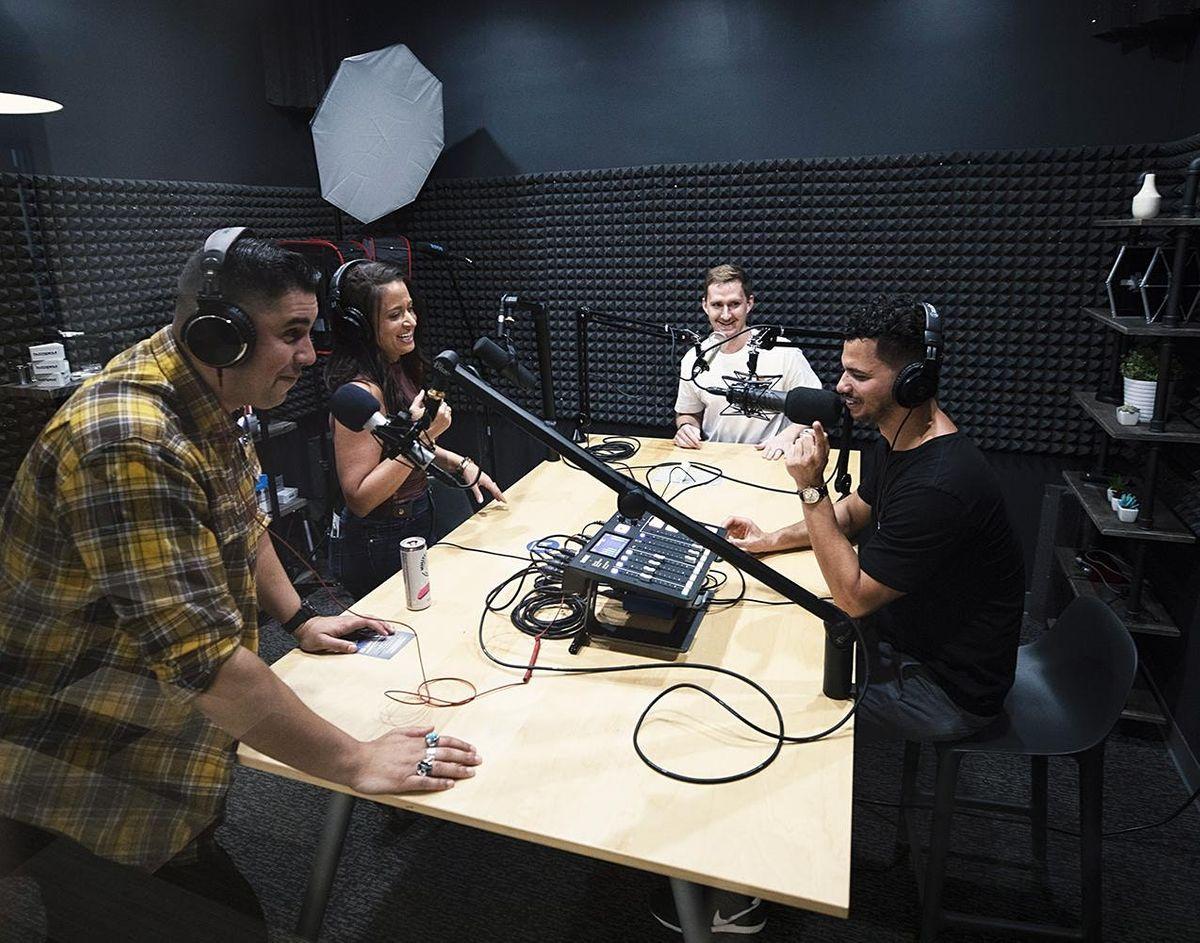 Jax Podcasters Unite Meet-up