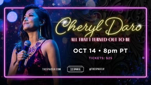 Cheryl Daro \u2013 All That I Turned Out to Be