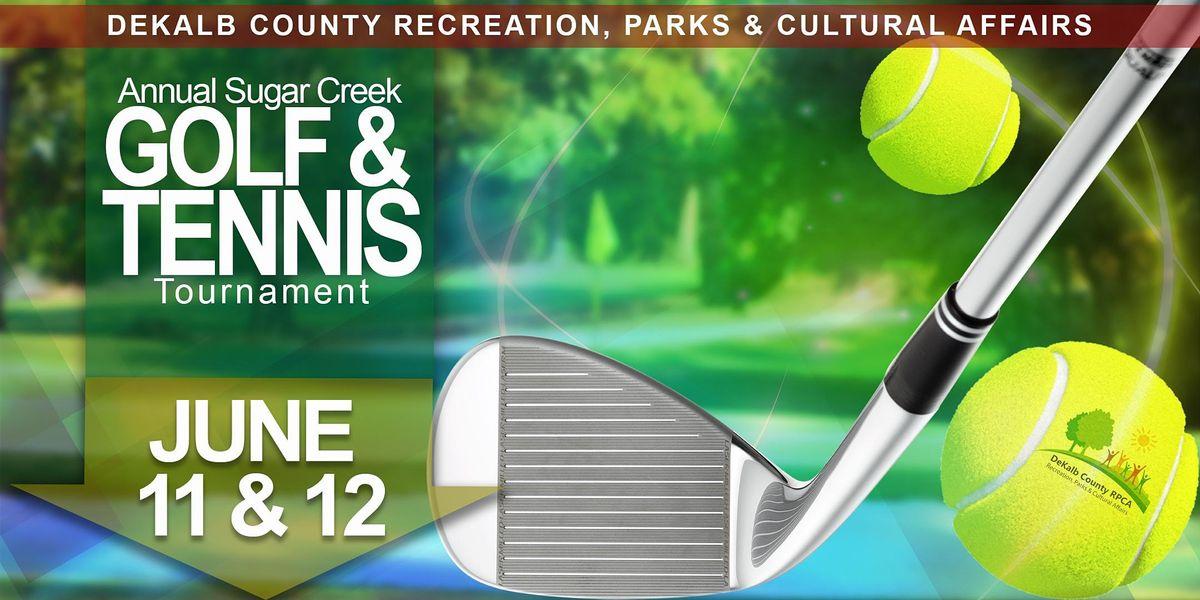 Annual Sugar Creek Golf and Tennis Tournament