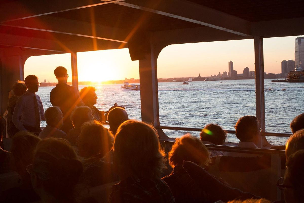 OHNY Sunset Boat Tour: Recovery, Resilience, and Reopening