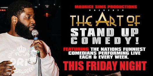 The Art of Stand Up Comedy @ Oak