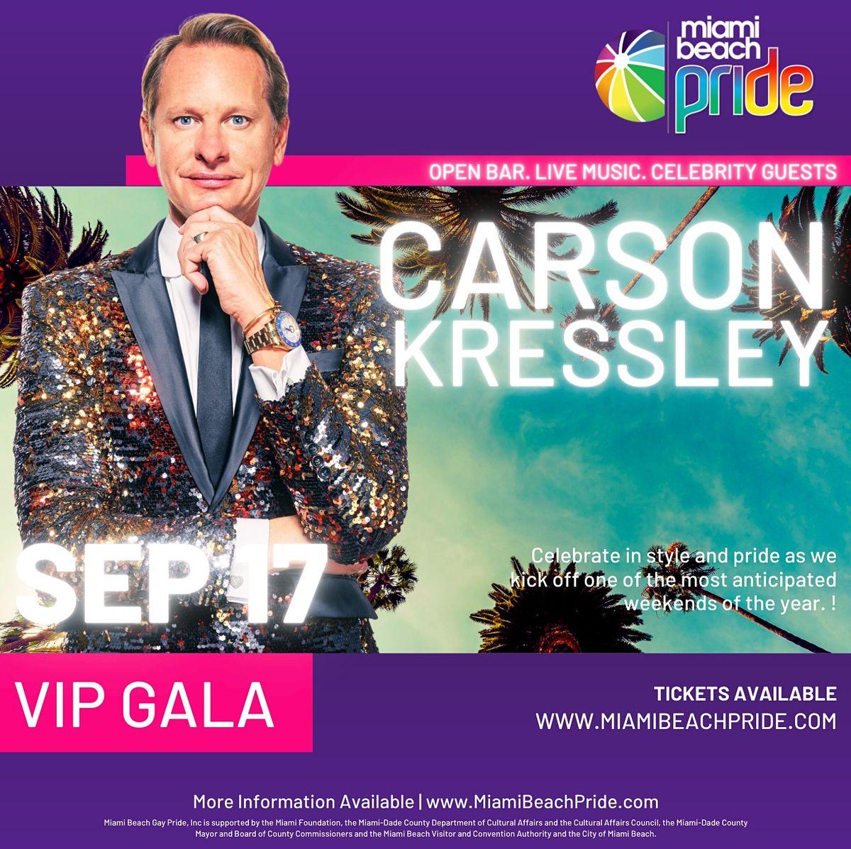 Miami Beach Pride VIP Gala