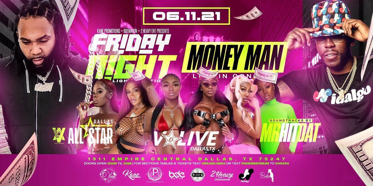 Money Man Dallas, Texas Concert