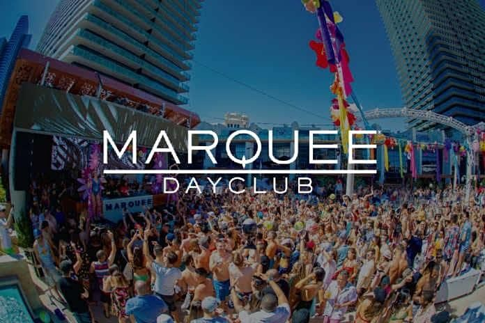 POOL PARTY AT MARQUEE DAY CLUB