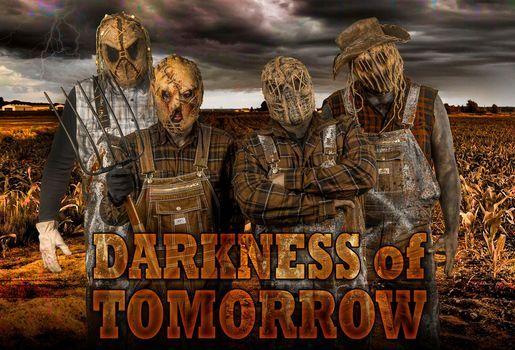 Darkness of Tomorrow @ Bonds 007