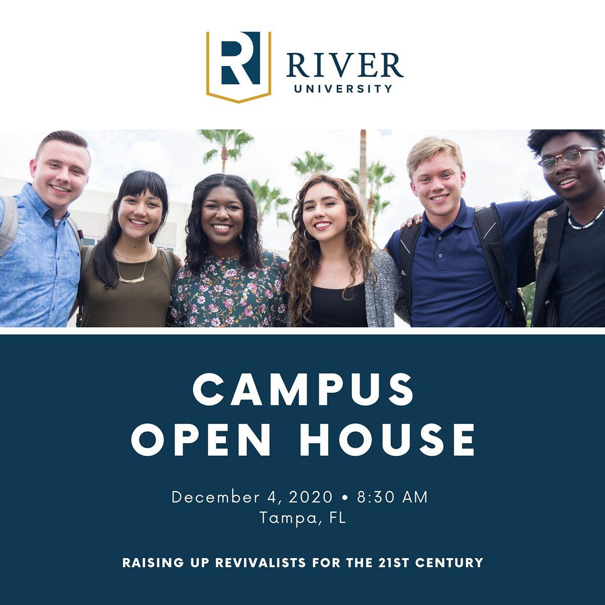 River University Open House
