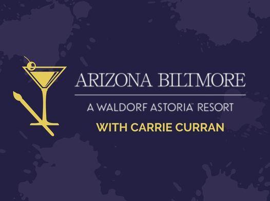 COCKTAILS & CANVAS at The Arizona Biltmore