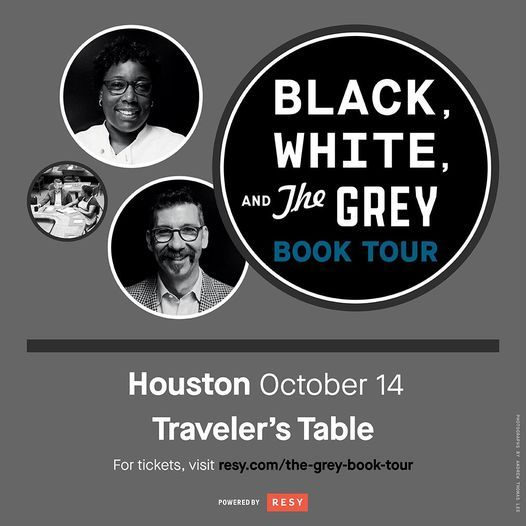 Black, White, and The Grey Book Tour
